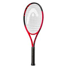 Head Attitude Pro Tennis Racquet Red / Black 4 1/4 in, , rebel_hi-res